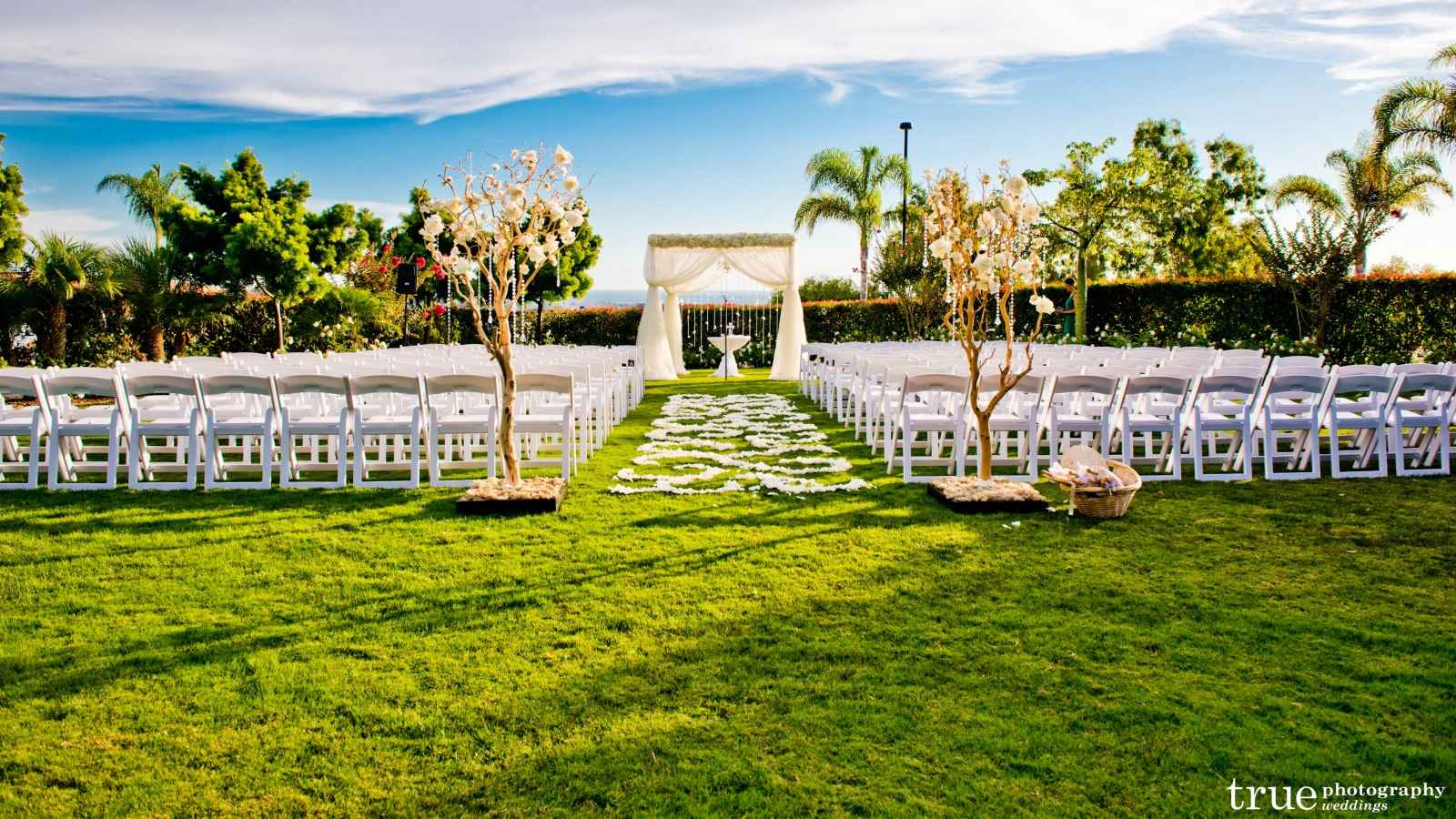 Outdoor Wedding Venue Photo Gallery: Sheraton Carlsbad Resort & Spa